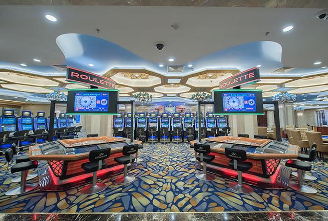 paño casino